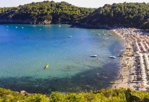 spiaggia di fetovaia isola d'elba. quelliconlavaligia