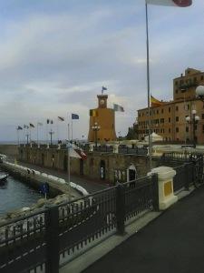 torre del 500 a rio marina isola d'elba. quelliconlavaligia