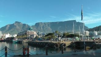 Cape Town, Sudafrica. Quelliconlavaligia