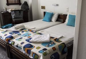 Le stanze dell'Hotel Adamakis, Hersonissos, Creta