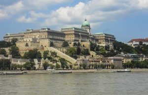 Budapest-palazzo reale quelliconlavaligia