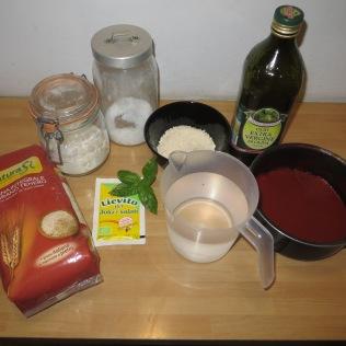 ingredienti per montanare