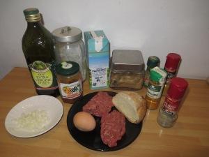 ingredienti Bobotie