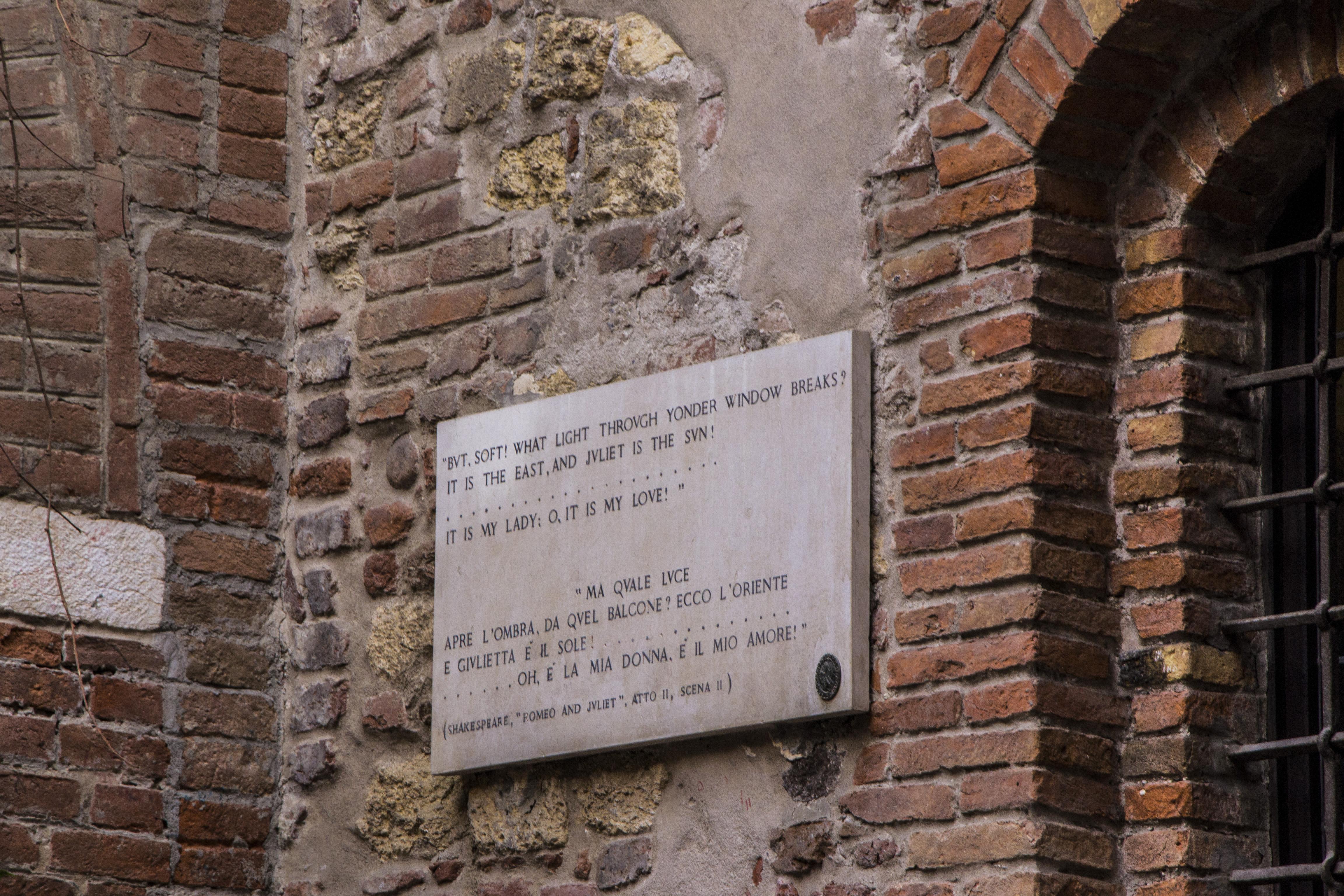 Verona Un Amore Di Citta Quelliconlavaligia