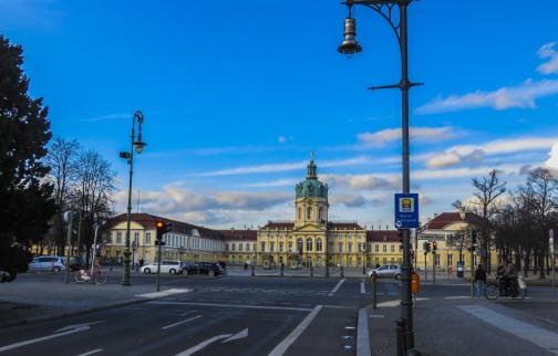 Castello di Charlottenburg berlino-quelliconlavaligia