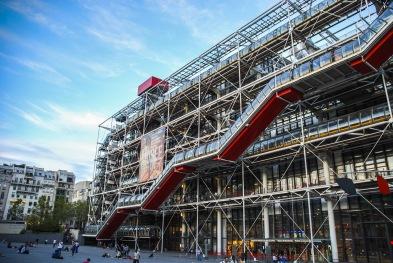 Centro Pompidou parigi-quelliconlavaligia