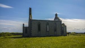 chiesa abbandonata galway-quelliconlavaligia