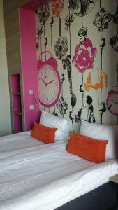 stanza motel l-quelliconlavaligia