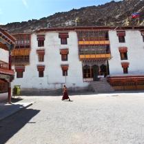 Palazzi bianchi Tibet Quelli con la Valigia