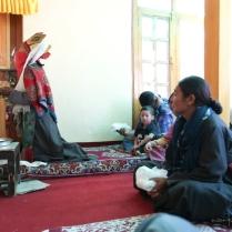 Rito Tibet Quelli con la valigia