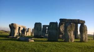Stonehenge 2 Quelli con la valigia