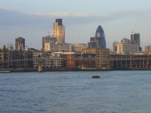 Londra panorame