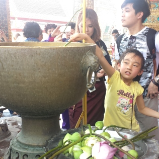 Wat Phraw Kaew Quelli con la Valigia 11
