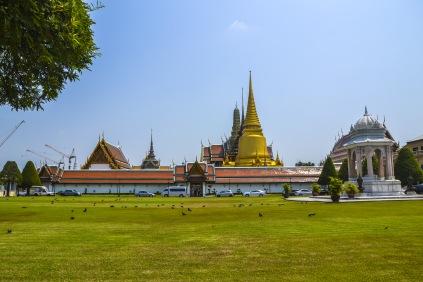 Wat Phraw Kaew Quelli con la Valigia 15