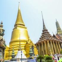 Wat Phraw Kaew Quelli con la Valigia 18