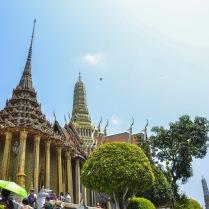 Wat Phraw Kaew Quelli con la Valigia 22