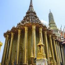 Wat Phraw Kaew Quelli con la Valigia 23