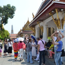 Wat Phraw Kaew Quelli con la Valigia 24
