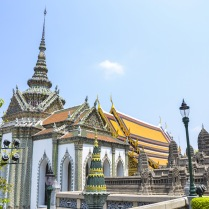 Wat Phraw Kaew Quelli con la Valigia 28