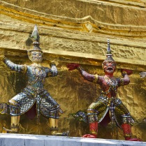 Wat Phraw Kaew Quelli con la Valigia 29