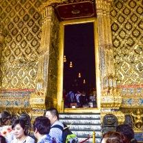 Wat Phraw Kaew Quelli con la Valigia 31