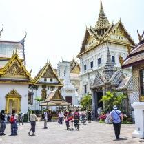 Wat Phraw Kaew Quelli con la Valigia 32