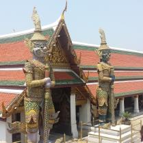 Wat Phraw Kaew Quelli con la Valigia 8